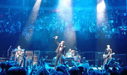 U2 Live YouTube